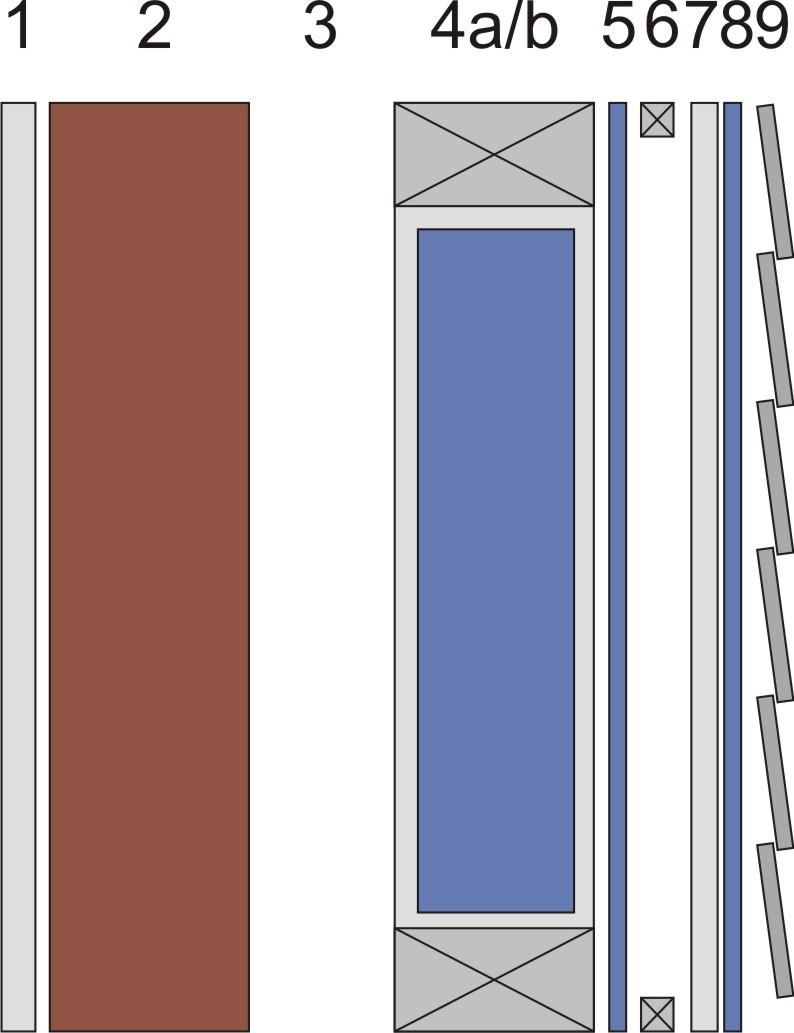 Contructing A Reverse Brick Veneer Wall 171 Lewisham House
