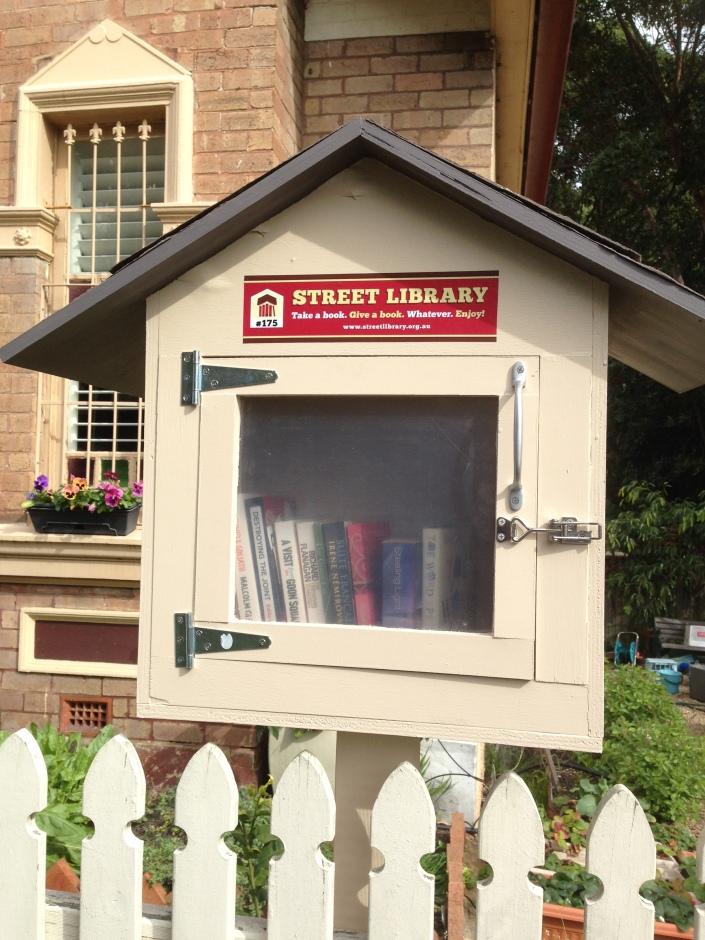 Lewisham street library